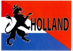Retrovlag Holland